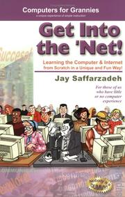 Cover of: Get Into the Net! | Jay Saffarzadeh