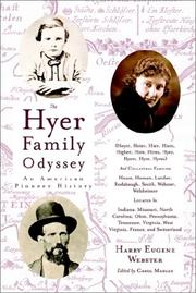 Cover of: The Hyer family odyssey