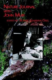 Cover of: Nature Journal with John Muir