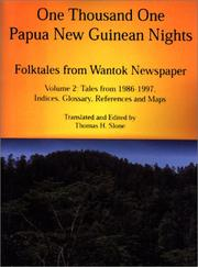 Cover of: One thousand one Papua New Guinean nights |
