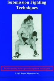 Cover of: Submission Fighting Techniques