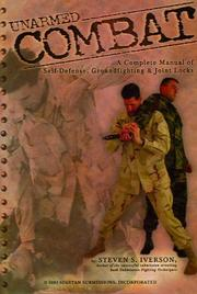 Cover of: Unarmed Combat