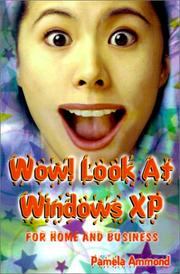 Cover of: Wow! Look At Windows Xp