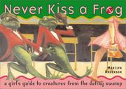 Cover of: Never Kiss a Frog