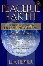 Cover of: Peaceful Earth