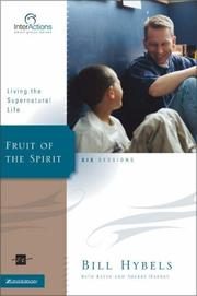 Cover of: Fruit of the Spirit: Living the Supernatural Life (Interactions)