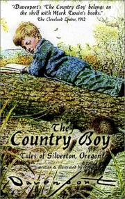 Cover of: The Country Boy | Homer Davenport