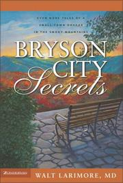 Cover of: Bryson City secrets | Walter L. Larimore