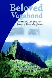 Cover of: BELOVED VAGABOND
