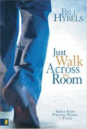 Cover of: Just walk across the room