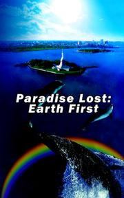 Cover of: Paradise Lost