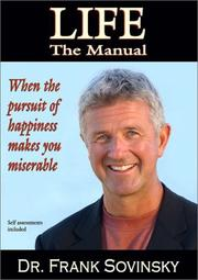 Cover of: Life, the Manual