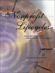 Cover of: Nonprofit lifecycles