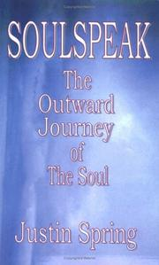 Cover of: Soulspeak