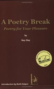 Cover of: A Poetry Break