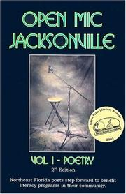 Cover of: Open Mic Jacksonville, Vol. I - Poetry