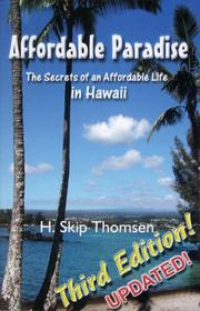 Cover of: Affordable Paradise | H Skip Thomsen