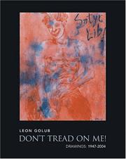 Cover of: Leon Golub | Robert Enright