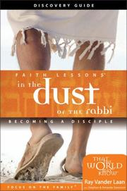 Cover of: In the Dust of the Rabbi Volume 6 Small Group Edition Discovery Guide