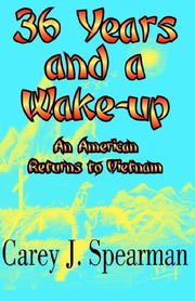Cover of: 36 Years and a Wake-up