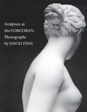 Cover of: Sculpture at the Corcoran | David Finn