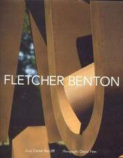 Cover of: Fletcher Benton