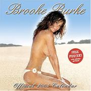 Cover of: Brooke Burke 2005 Wall Calendar | Father & Son Publication