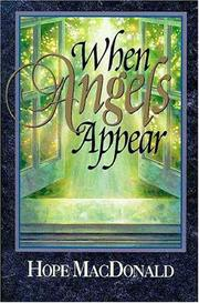 Cover of: When angels appear | Hope MacDonald