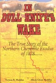 Cover of: In Dull Knife's wake