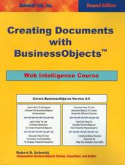 Cover of: Business Objects