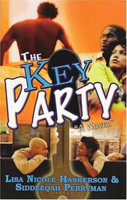 Cover of: The key party