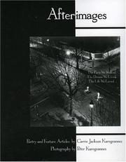 Cover of: Afterimages