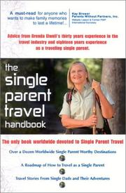 Cover of: The Single Parent Travel Handbook