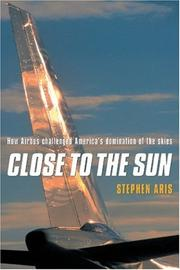 Cover of: Close to the Sun