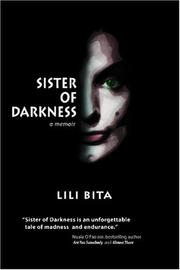 Cover of: Sister of darkness | Lili Bita