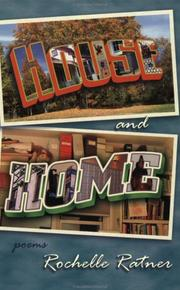 Cover of: House and home | Rochelle Ratner