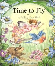 Cover of: Time to Fly: A Fairy Lane Book