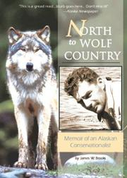 Cover of: North to Wolf Country