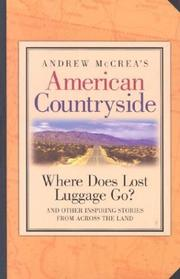 Cover of: American Countryside | Andrew McCrea