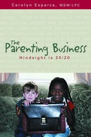 Cover of: The Parenting Business