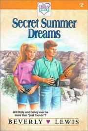 Cover of: Secret summer dreams | Beverly Lewis