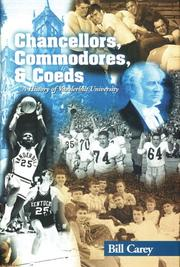 Cover of: Chancellors, Commodores, & Coeds