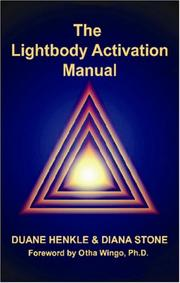 Cover of: The Lightbody Activation Manual
