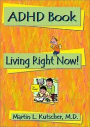Cover of: ADHD Book | Martin L., M.D. Kutscher