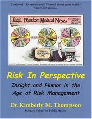 Cover of: Risk in Perspective