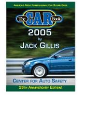 Cover of: The Car Book 2005 (Car Book) | Jack Gillis