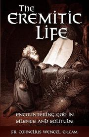 Cover of: The Eremitic Life
