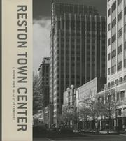 Cover of: Reston Town Center