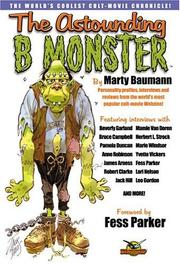Cover of: The Astounding B Monster Book
