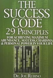 Cover of: The Success Code